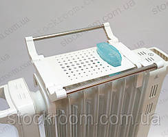 Сушилка на масляный радиатор ECG OR 2090 S с увлажнением