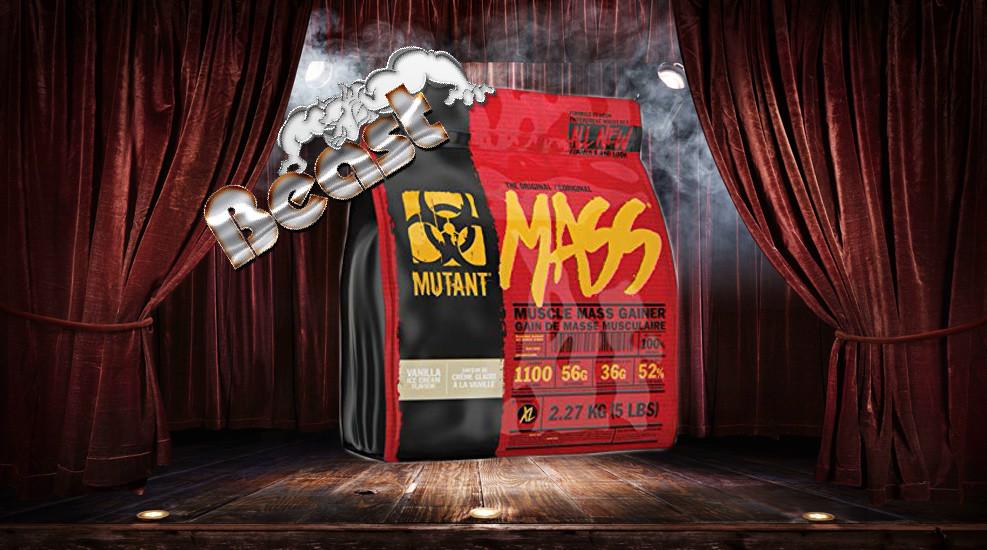 Гейнер Mutant Mass PVL (6,8 kg)