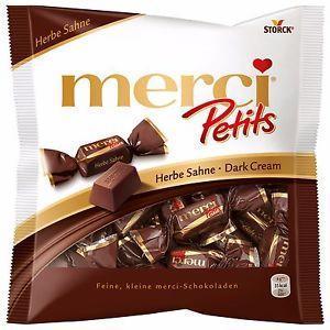 Merci Herbe Sahne Dark Cream