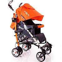 Детская прогулочная коляска трость DolcheMio-SH638APB Orange
