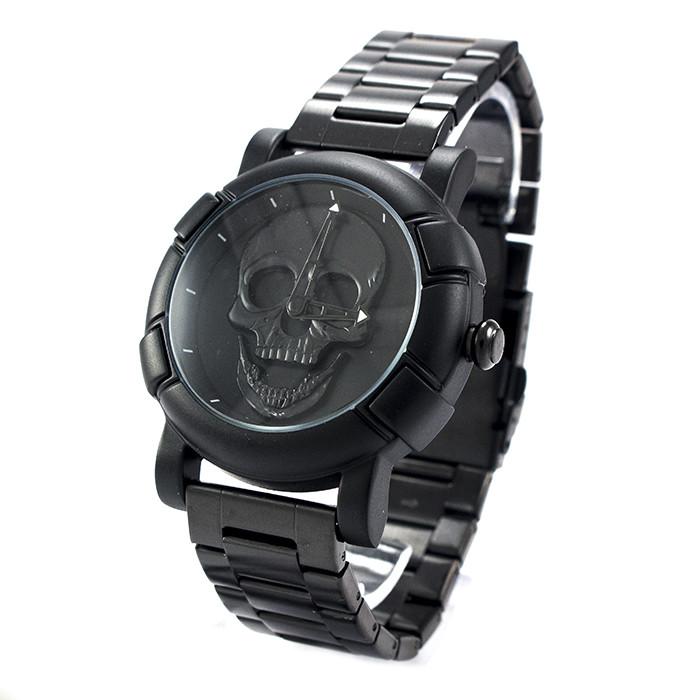 Часы Skmei 9178 Skull Black