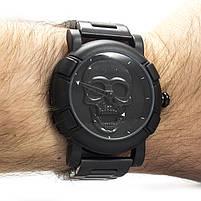 Часы Skmei 9178 Skull Black, фото 2