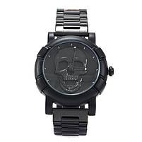 Часы Skmei 9178 Skull Black, фото 3