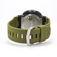 Часы спортивные Skmei 1275 Army Green, фото 4