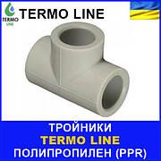 Полипропиленовые тройники Termo Line