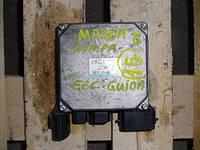 Блок управления электрическим ГУ Mazda 6