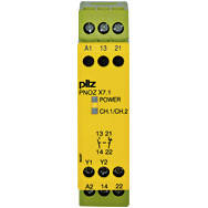 774051 Реле безпеки PILZ PNOZ X7.1 24VAC/DC 1n/o 1n/c