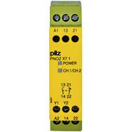 774053 Реле безпеки PILZ PNOZ X7 110VAC 2n/o