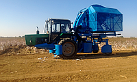 Машина хлопкоуборочная ХМП-1,8, фото 1