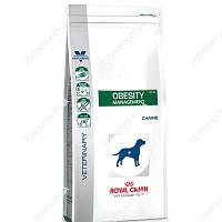 Royal Canin (Роял Канин) OBESITY DP34 (ОБЕСИТИ СНИЖЕНИЯ ВЕСА) сухой лечебный корм для собак, 1,5 кг