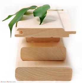 Древесина для строительства саун и бань