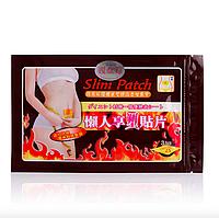 Пластырь для похудения и коррекции фигуры Slim Patch Ohindo 10 шт