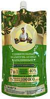 Шампунь для волос Удивительный Крапивный ДОЙ-ПАК, 500мл Рецепты Бабушки агафьи