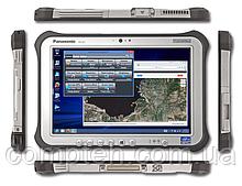 Защищенный планшет Panasonic Toughpad FZ-G1 mk1 + автомобильный блок питания