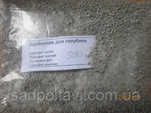 Комплексное удобрение для голубики и клюквы, брусники (1кг), фото 2