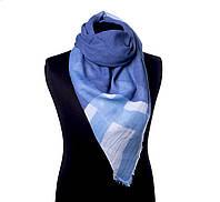 Шарф женский Bruno Rossi 115 х 120 см Синий CH117 blue, КОД: 190759