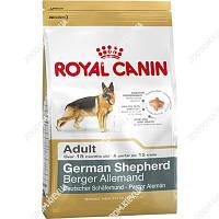 Royal Canin (Роял Канин) GERMAN SHEPHERD 24 ADULT (НЕМЕЦКАЯ ОВЧАРКА ЭДАЛТ) корм для собак от 15 месяцев, 3 кг