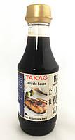 Соус терияки Takao 230 г, фото 1