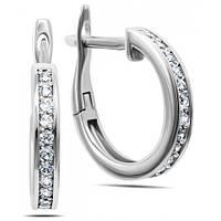 Серебряные серьги, кольца, колечки