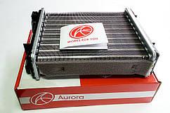 Радиатор отопителя 2101, 2102, 2103, 2106 алюминиевый узкий AURORA (печки)