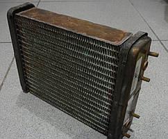 Радиатор отопителя 2101, 2102, 2103, 2106 медный узкий 3-х рядный Иран (печки)
