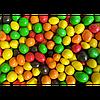 Big Ben арахис в цветной глазуре  POEX Чехия