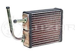 Радиатор отопителя 2101, 2102, 2103, 2106 медный узкий 3-х рядный Лузар (печки)