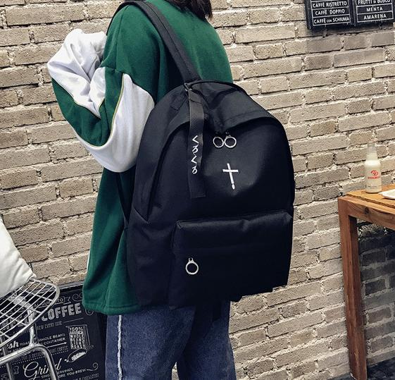 Рюкзак чёрный 2019