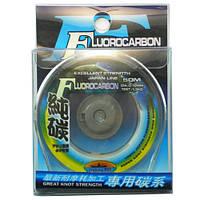 Леска Fishing ROI Fluorocarbon 0.12mm 50m 1.42kg (compact)