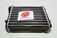 Радиатор отопителя 2104, 2105, 2107 алюминиевый широкий AURORA (печки)