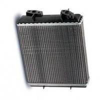 Радиатор отопителя 2104, 2105, 2107 алюминиевый широкий Лузар (печки)