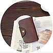 Рюкзак женский из кожзама набор стеганый 3 в 1 Коричневый, фото 4