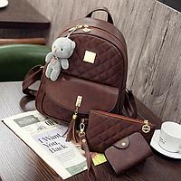 Молодёжные рюкзаки из кожзама кожи оптом в Украине. Сравнить цены ... 72901aedd96