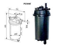 Корпус топливного фильтра (под элемент 120mm) на Renault Trafic 2001-> 1.9dCi — Purflux (Франция) - FC580E
