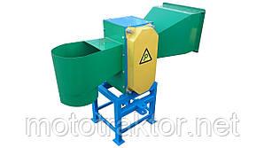 Подрібнювач гілок тракторний (рубильна машина)
