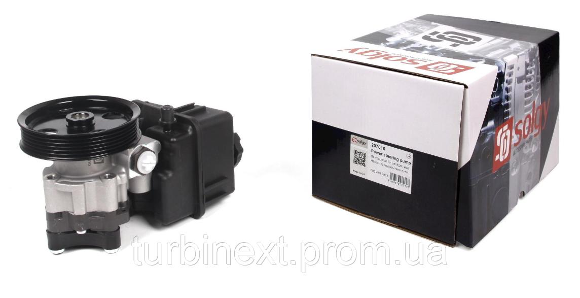 Насос ГУР SOLGY 207010 MB Sprinter/Vito 2.2CDI 09- (OM651)