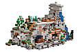 """Конструктор лего майнкрафт Аналог Lego Minecraft Bela 10735 """"Горная пещера"""" 2886 дет, фото 4"""