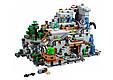 """Конструктор лего майнкрафт Аналог Lego Minecraft Bela 10735 """"Горная пещера"""" 2886 дет, фото 5"""