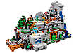 """Конструктор лего майнкрафт Аналог Lego Minecraft Bela 10735 """"Горная пещера"""" 2886 дет, фото 7"""