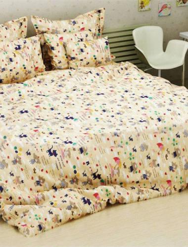 🎈Полуторный комплект постельного белья Пикник   бязь   постільна білизна    8A12С1 - 305   8A12С1 - 306  продажа bc6628509f80e