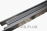 Полоса алюминиевая 50, толщина 10, марка алюминия АД0, АД31, Д16, АМг2, АМг6, В95, фото 2