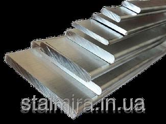 Полоса алюминиевая 25, толщина 2, марка алюминия АД0, АД31, Д16, АМг2, АМг6, В95