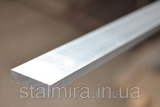 Полоса алюминиевая 30, толщина 2, марка алюминия АД0, АД31, Д16, АМг2, АМг6, В95