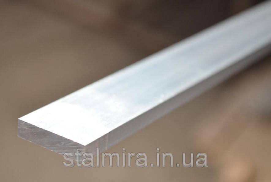 Полоса алюминиевая 60, толщина 3, марка алюминия АД0, АД31, Д16, АМг2, АМг6, В95