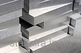 Полоса алюминиевая 100, толщина 5, марка алюминия АД0, АД31, Д16, АМг2, АМг6, В95, фото 6