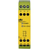 774055 Реле безпеки PILZ PNOZ X7 115VAC 2n/o