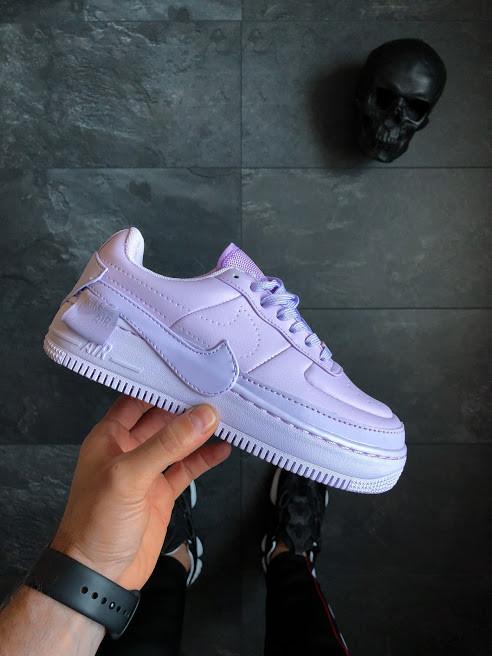 b13423f3 Кроссовки Nike Wmns Air Force 1 Jester XX 'Violet Mist' — в ...
