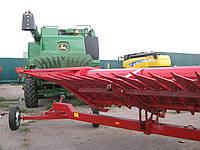 Тележка для транспортировки жаток ВТЖ (двухосная), фото 1