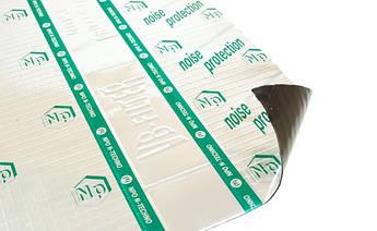 Виброизоляция Виброфильтр 1.5мм, размер 70х50 см.