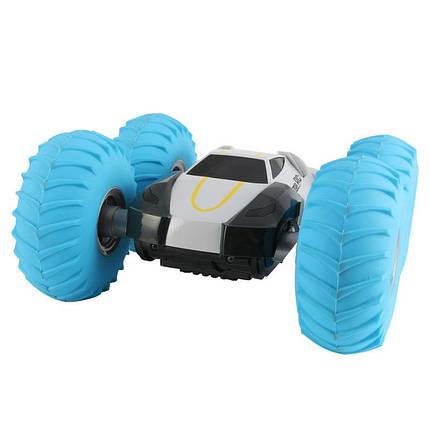 Перевёртыш на р/у YinRun Speed Cyclone с надувными колесами (серый), фото 2